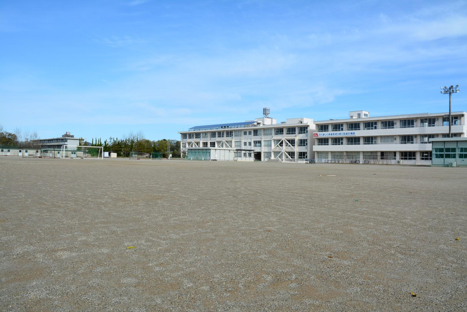 各務原市立中央中学校