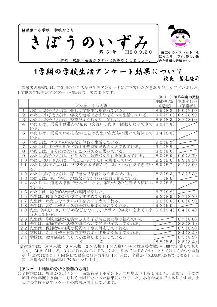 30きぼうのいずみ9月20日号表のサムネイル
